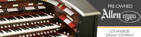 Los Angeles Organ Company- Allen Organs