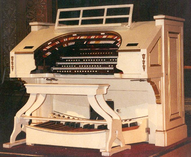 Connecticut Valley Theatre Organ Society