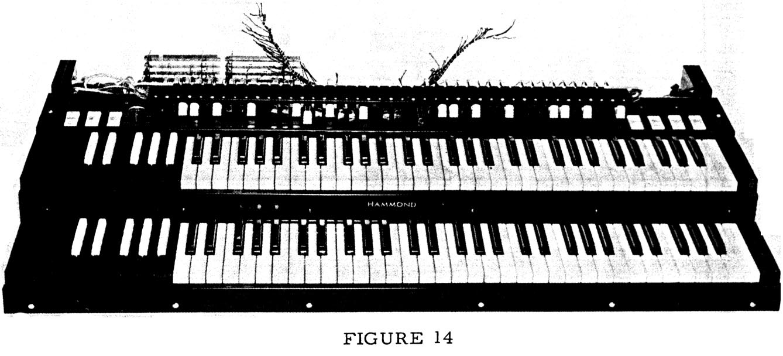 on hammond organ ao 28 preampflier schematic diagram