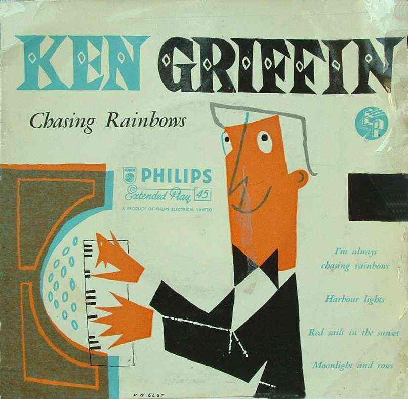 Ken Griffin (45 rpm Record Collection)