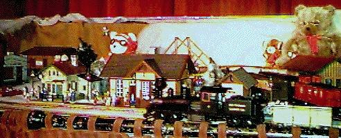 Mctos Holiday Railroad