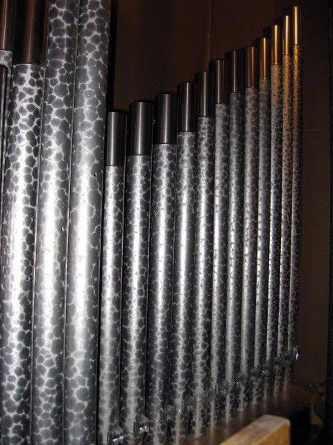 Vox Humana Organ Pipe Display Medium Wurlitzer
