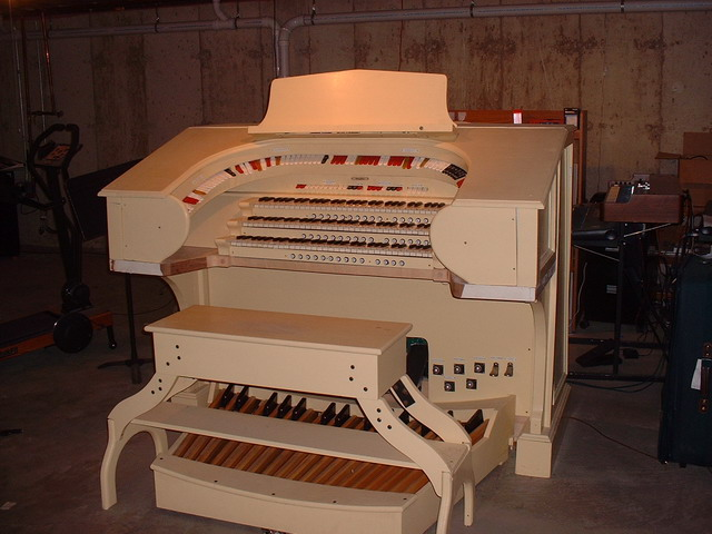 The Virtual Theatre Organ