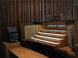 Click here to learn more about the 4/89 Mighty Allen Digital Church Organ installed at the All Faith Chapel at NAWS, China Lake in Ridgecrest, California.