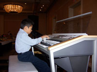 Click here to download a 2576 x 1932 JPG image of one of the Young Performers at the Final Reception and Awards Ceremony.