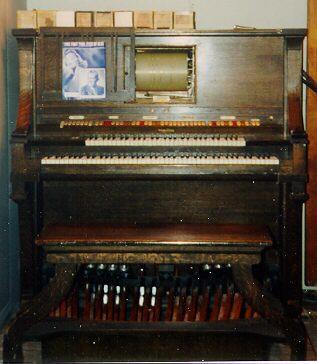 88 Key Piano >> Wurlitzer Model 160C, Opus 471