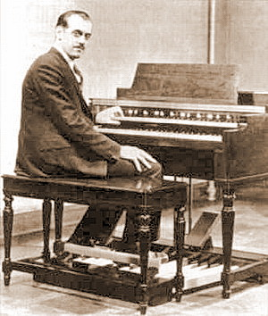 the early history of the pipe organ Like modern pipe organs of today,  - piano history - the church organ  that is more or less the end of early piano history in the early 1900s,.